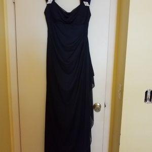 Xscape Joannq Chen Evening Gown